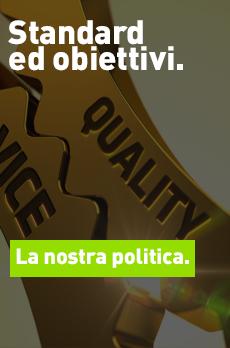 Politica per la qualità, Mavigrafica, kmpianti stampa, flexo, prestampa